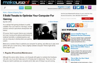 http://www.makeuseof.com/tag/optimize-computer-gaming/