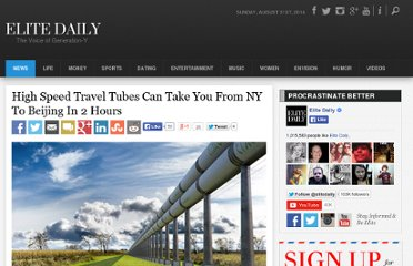 http://elitedaily.com/elite/2012/high-speed-travel-tubes-ny-beijing-2-hours/