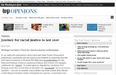 http://www.washingtonpost.com/opinions/journey-for-racial-justice-is-not-over/2012/05/13/gIQAR8QMNU_story.html