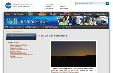 http://science.nasa.gov/citizen-scientists/