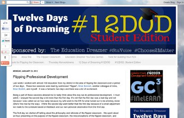 http://www.educationdreamer.com/2012/01/flipping-professional-development.html