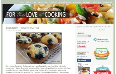 http://www.fortheloveofcooking.net/2009/07/blueberry-yogurt-muffins.html