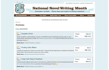 http://nanowrimo.org/en/forums/word-wars-prompts-sprints/threads/1434/