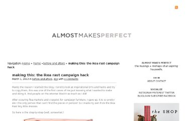 http://www.almostmakesperfect.com/2012/03/01/the-ikea-rast-campaign-hack/