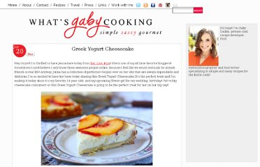 http://whatsgabycooking.com/greek-yogurt-cheesecake/
