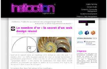 http://www.insitaction.com/nos-metiers/creation-de-sites-web/le-nombre-dor-le-secret-dun-web-design-reussi.html