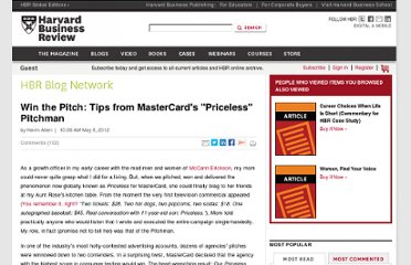 http://blogs.hbr.org/cs/2012/05/mastering_the_art_of_the_pitch.html?awid=5456169936953875452-3271