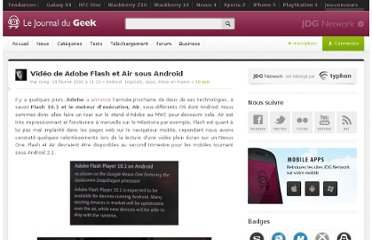 http://www.journaldugeek.com/2010/02/18/video-de-adobe-flash-et-air-sous-android/