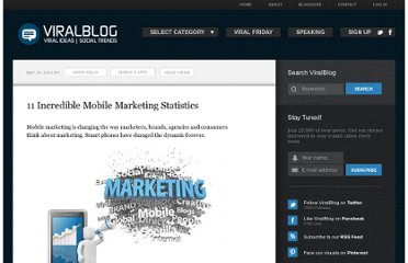 http://www.viralblog.com/mobile-and-apps/11-incredible-mobile-marketing-statistics/