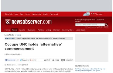 http://www.newsobserver.com/2012/05/13/2062517/occupy-unc-holds-alternative-commencement.html