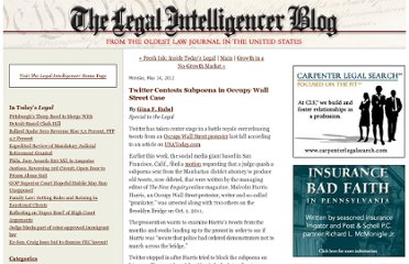 http://thelegalintelligencer.typepad.com/tli/2012/05/twitter-contests-subpoena-in-occupy-wall-street-case.html