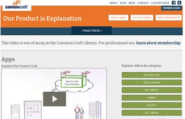http://www.commoncraft.com/video/apps