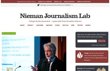 http://www.niemanlab.org/2012/05/googles-richard-gingras-we-are-at-the-beginning-of-a-journalism-renaissance/