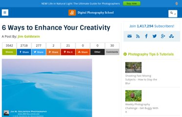 http://digital-photography-school.com/6-ways-to-enhance-your-creativity