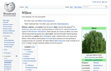 http://en.wikipedia.org/wiki/Willow