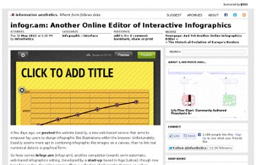 http://infosthetics.com/archives/2012/05/infogram_another_online_editor_of_interactive_infographics.html