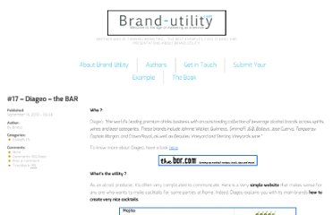 http://www.brand-utility.com/example/diageo-the-bar-cocktail-recipes-tool-tips-257.htm