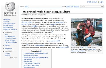 http://en.wikipedia.org/wiki/Integrated_multi-trophic_aquaculture