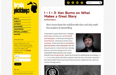 http://www.brainpickings.org/index.php/2012/05/17/ken-burns-on-stories/