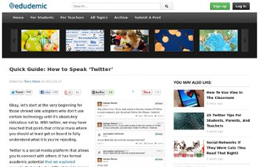 http://edudemic.com/2012/05/quick-guide-do-you-speak-twitter/