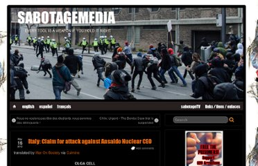 http://www.sabotagemedia.anarkhia.org/2012/05/italy-claim-for-attack-against-ansaldo-nuclear-ceo/#more-2331