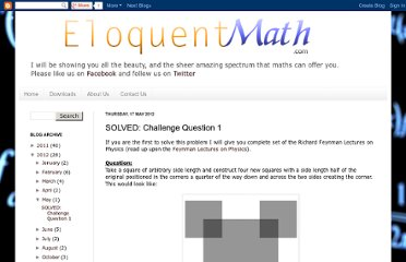 http://www.eloquentmath.com/2012/05/challenge-question-1_17.html