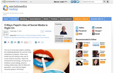 http://socialmediatoday.com/synecoretech/509355/5-ways-pepsis-use-social-media-right