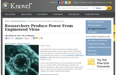 http://why.knovel.com/all-engineering-news/1590-researchers-produce-power-from-engineered-virus.html