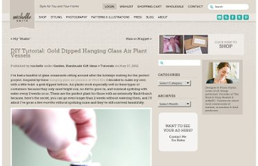 http://www.michelle-s.com/blog/2012/05/diy-tutorial-gold-dipped-hanging-glass-air-plant-vessels/