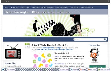 http://ozgekaraoglu.edublogs.org/2012/05/18/a-to-z-web-toolsp-part-1/