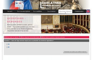 http://www.elections-legislatives.fr/questions.asp