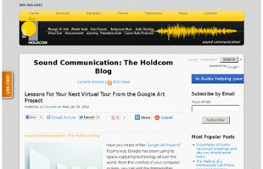 http://soundcommunication.holdcom.com/bid/80706/Lessons-For-Your-Next-Virtual-Tour-From-the-Google-Art-Project