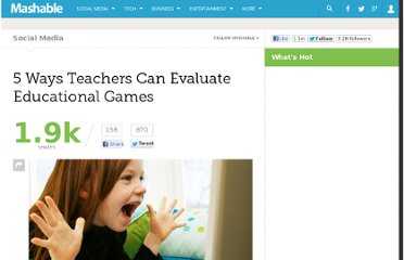http://mashable.com/2012/05/18/educational-video-games-how-to/