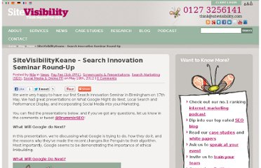 http://www.sitevisibility.co.uk/blog/2012/05/18/sitevisibilitykeane-search-innovation-seminar/
