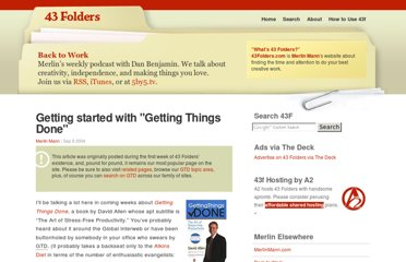 http://www.43folders.com/2004/09/08/getting-started-with-getting-things-done