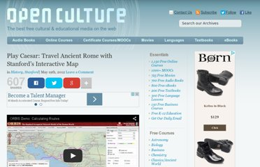 http://www.openculture.com/2012/05/travel_ancient_rome_with_stanfords_interactive_map_.html