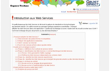 http://wiki.objetdirect.com/wiki/index.php?title=Introduction_aux_Web_Services
