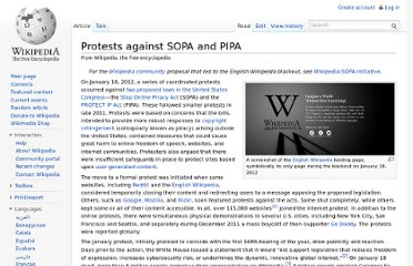 http://en.wikipedia.org/wiki/Protests_against_SOPA_and_PIPA