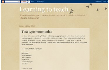 http://createach.blogspot.com/2012/05/text-type-mnemonics.html