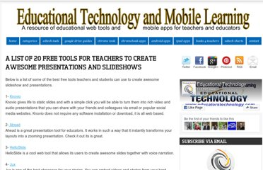 http://www.educatorstechnology.com/2012/05/list-of-20-free-tools-for-teachers-to.html
