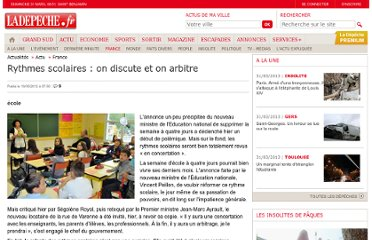 http://www.ladepeche.fr/article/2012/05/19/1357284-rythmes-scolaires-on-discute-et-on-arbitre.html