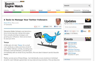 http://searchenginewatch.com/article/2175789/6-Tools-to-Manage-Your-Twitter-Followers
