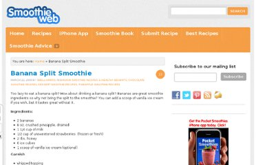 http://www.smoothieweb.com/banana-split-smoothie/