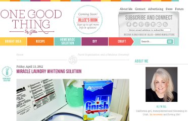http://www.onegoodthingbyjillee.com/2012/04/miracle-laundry-whitening-solution.html#more-2161