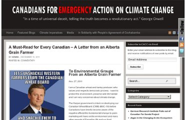 http://climatesoscanada.org/blog/2011/12/10/a-must-read-for-every-canadian-a-letter-from-an-alberta-grain-farmer/