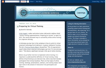 http://slblog.integratedlearningservices.com/2012/05/preparing-for-virtual-training.html