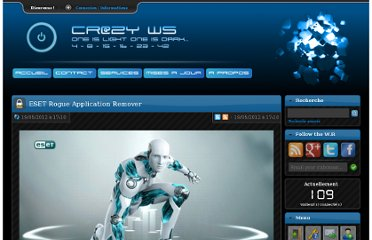 http://www.crazyws.fr/securite/eset-rogue-application-remover-MMEQS.html