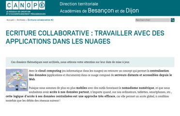 http://www.cndp.fr/crdp-besancon/index.php?id=ecriture-collaborative-2