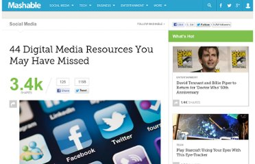 http://mashable.com/2012/05/19/digital-media-resources-41/