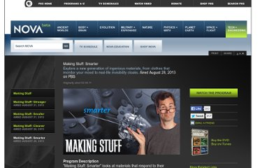 http://www.pbs.org/wgbh/nova/tech/making-stuff.html#making-stuff-smarter